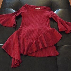 Joyfolie size 4 dress euc